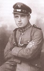Jan Ruff (1895-1941) - polski Żyd, Legionista Józefa Piłsudskiego