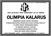 KalarusOlimpia1