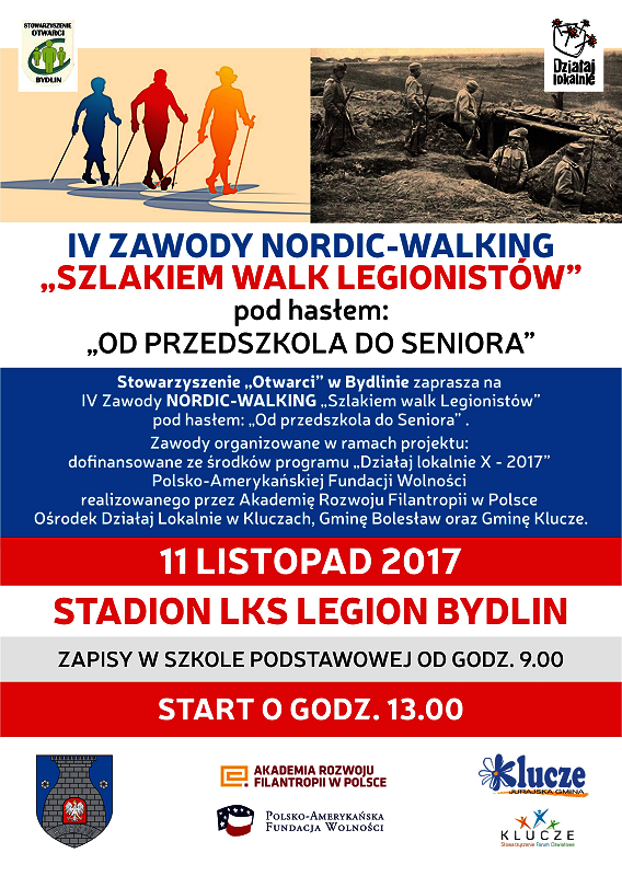 ZAWODY NORDIC-WALKING
