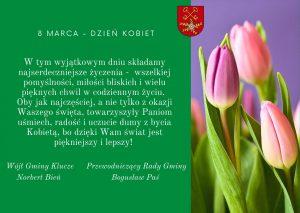 8 marca - dzien kobiet