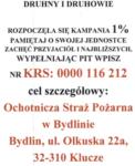 1% OSP Bydlin