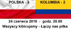 Polska-Kolumbia